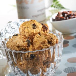 Best CNY Cookies Singapore - Wholemeal Raisin Cookies
