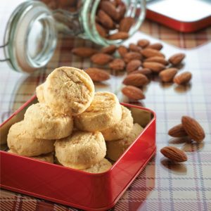 CNY Cookies Singapore 2021 - Almond Cookies